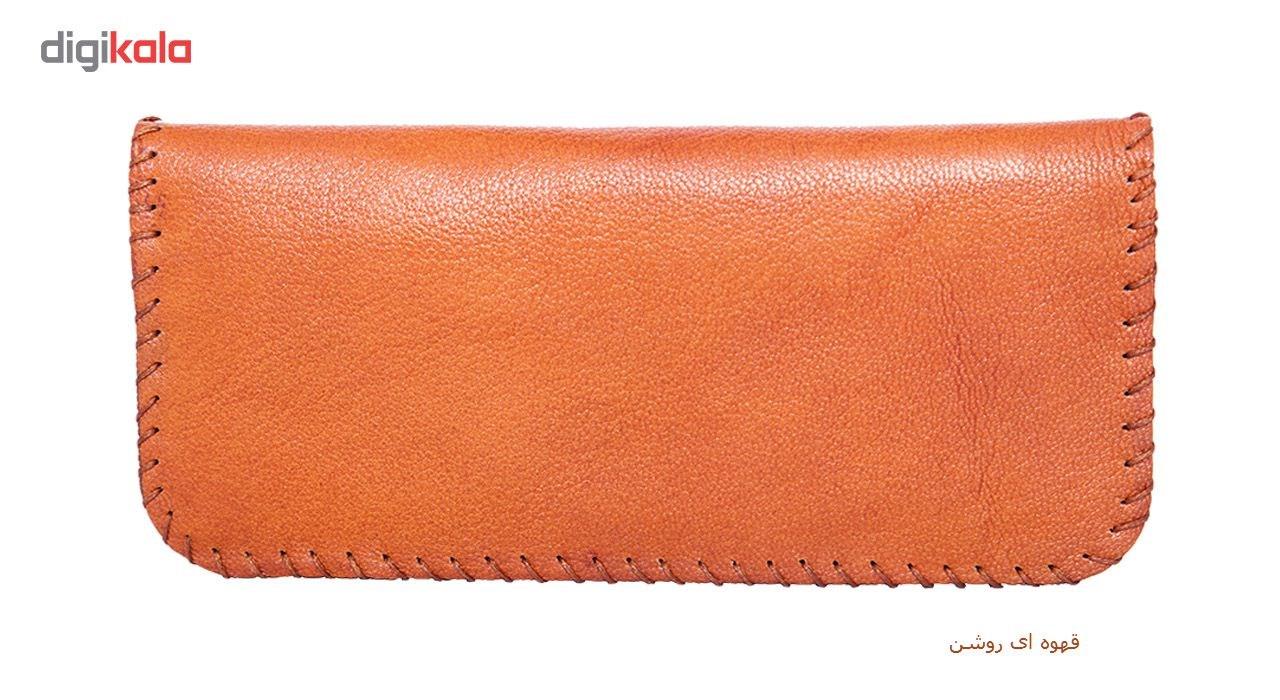 کیف پول چرم طبیعی تیکیش مدل TW01 main 1 1