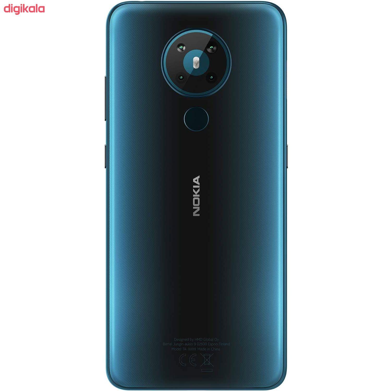 گوشی موبایل نوکیا مدل Nokia 5.3 TA-1234 DS دو سیم کارت ظرفیت 64 گیگابایت و رم 4 گیگابایت main 1 2