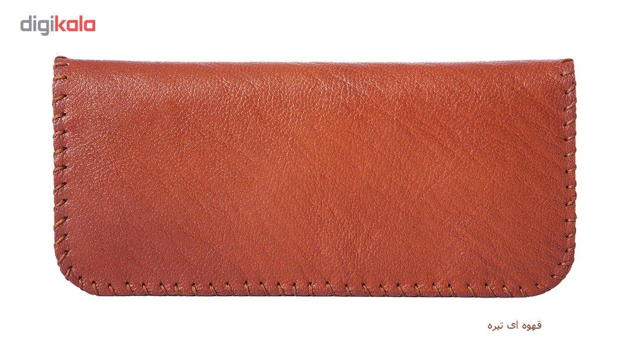 کیف پول چرم طبیعی تیکیش مدل TW01 main 1 4