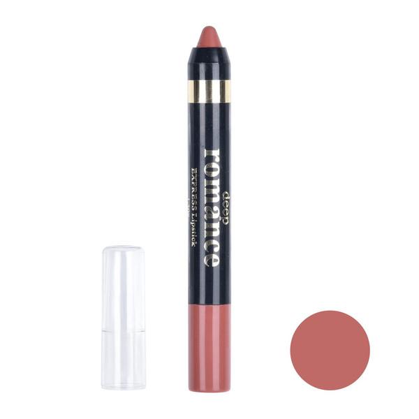 رژ لب مدادی دیپ رومانس مدل DR-11 - شماره رنگ 308