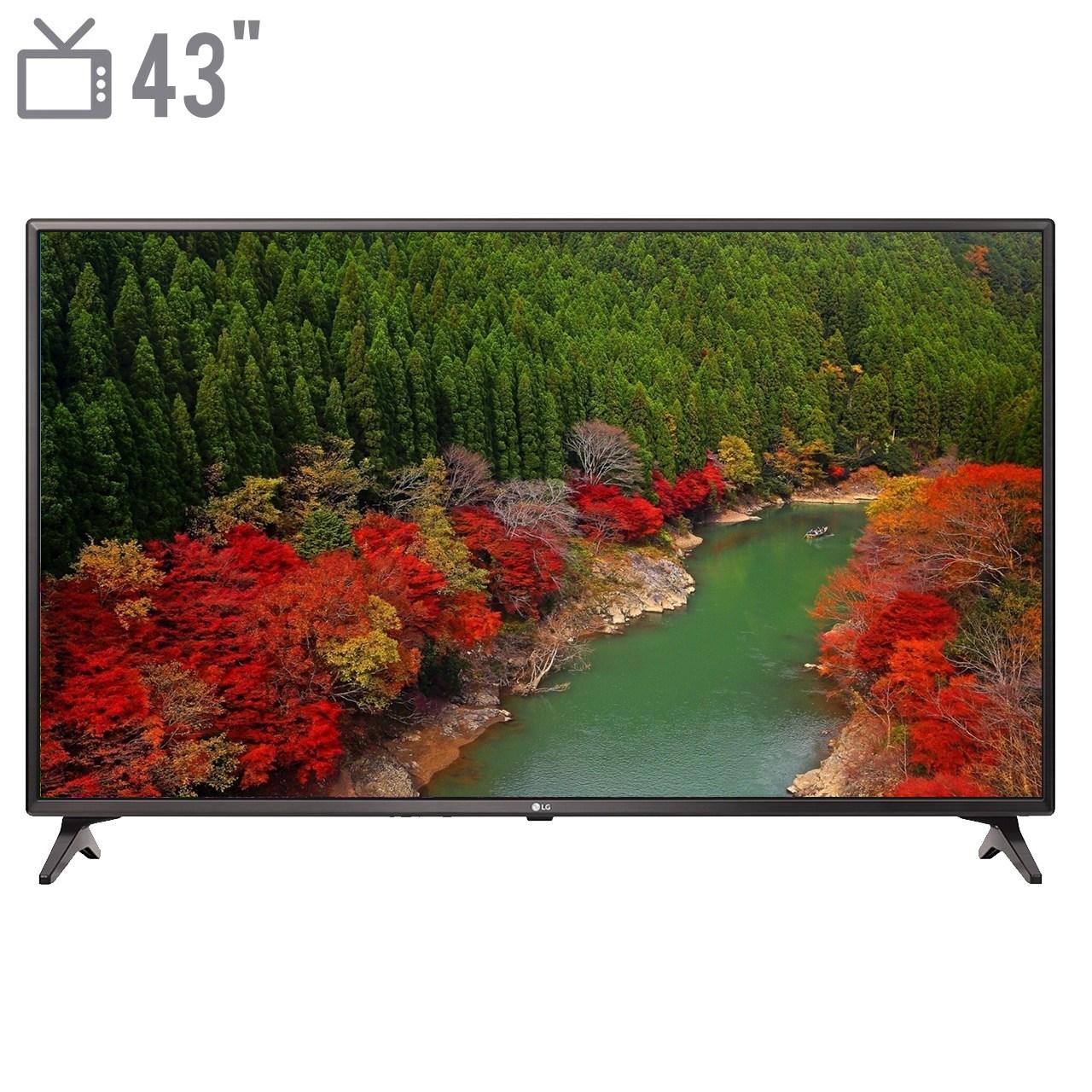 تلویزیون ال ای دی هوشمند ال جی مدل 43LJ62000GI سایز 43 اینچ | LG 43LJ62000GI Smart LED TV 43 Inch