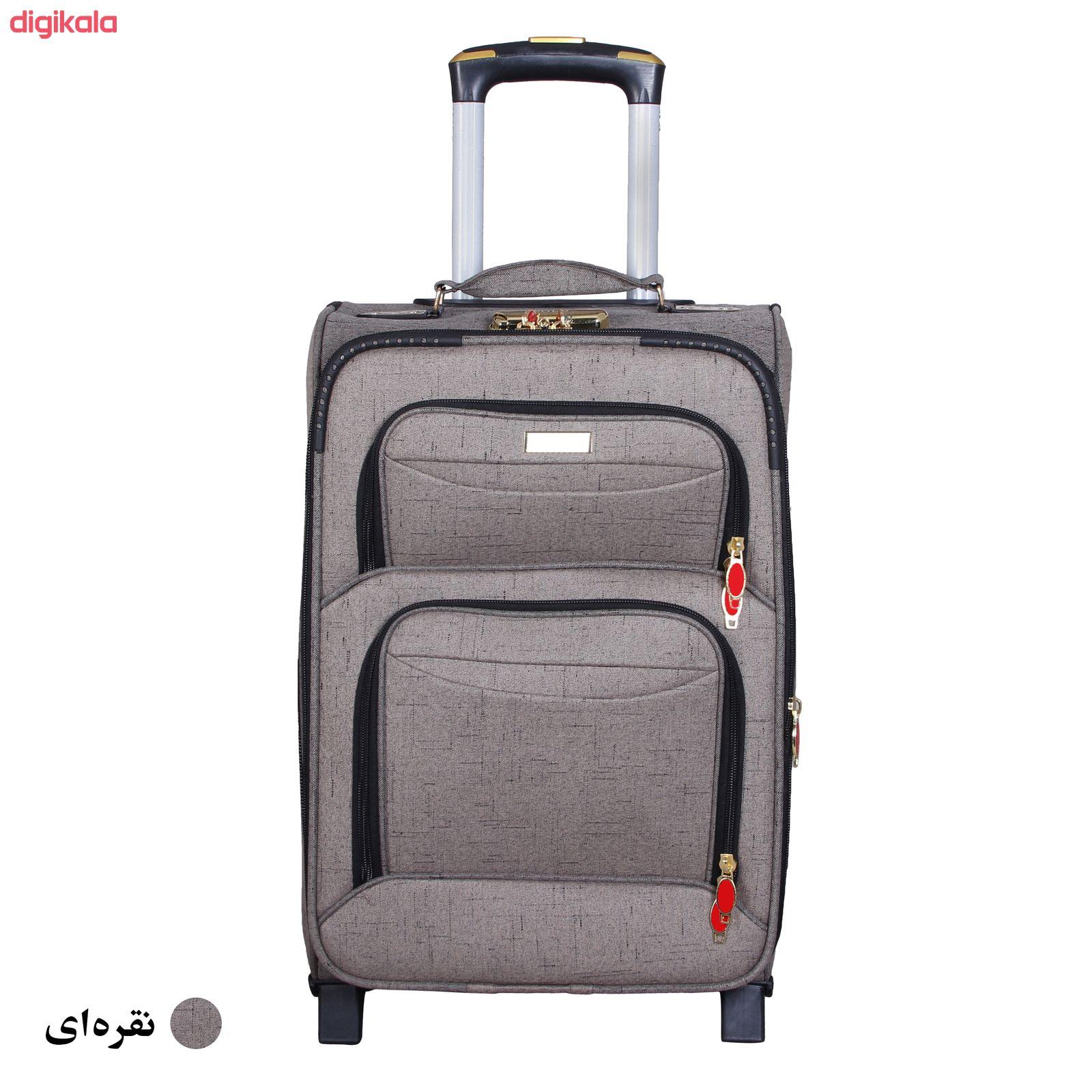 مجموعه سه عددی چمدان مدل 0301A main 1 3
