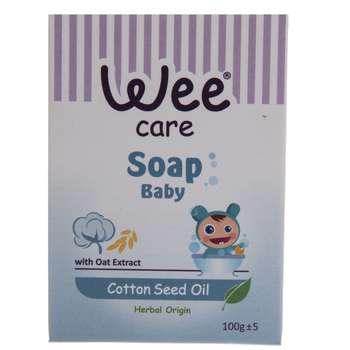 صابون بچه وی مدل Cotton Seed Oil مقدار 100 گرم