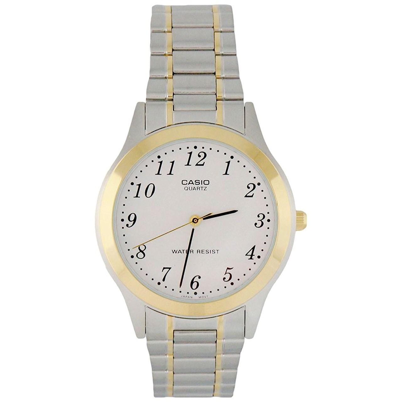 ساعت  کاسیو مدل MTP-1128G-7BRDF