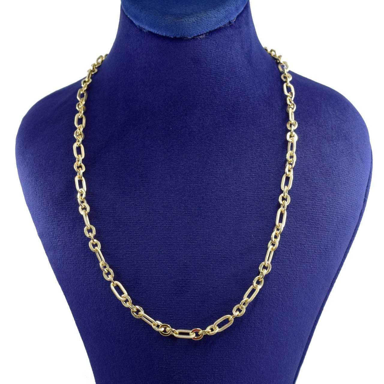 زنجیر طلا 18 عیار زنانه کانیار گالری کد ZH1