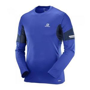 تی شرت ورزشی مردانه سالومون مدل SEAMLESS