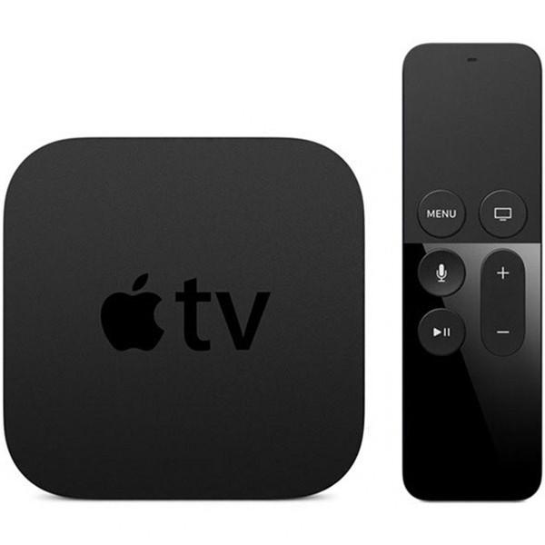 پخش کننده تلویزیون اپل مدل Apple TV نسل چهارم - 64 گیگابایت