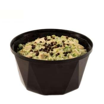 سالاد مرغ سبز مزبار - 500 گرم