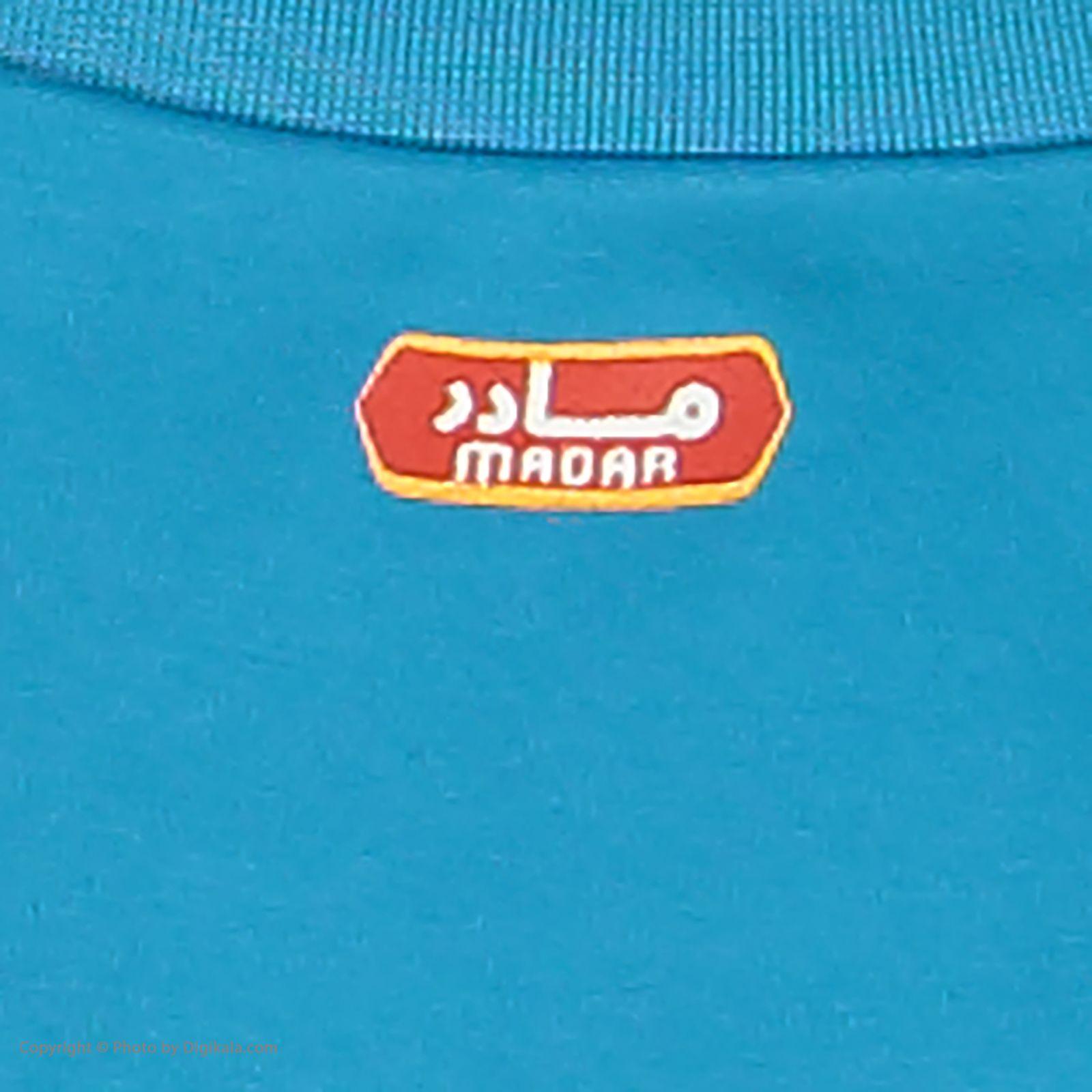 ست تی شرت و شلوار پسرانه مادر مدل 308-53 main 1 12