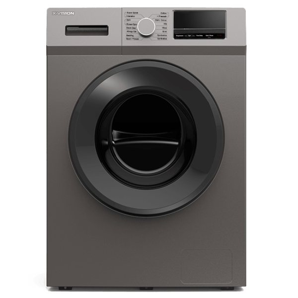 ماشین لباسشویی ایکس ویژن مدل XTW-852SB ظرفیت 8.5 کیلوگرم