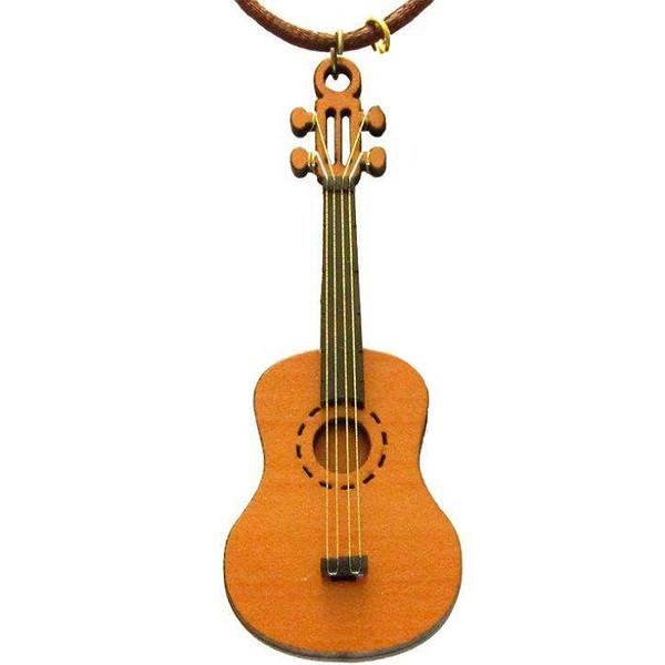 گردنبند طرح گیتار کد 112