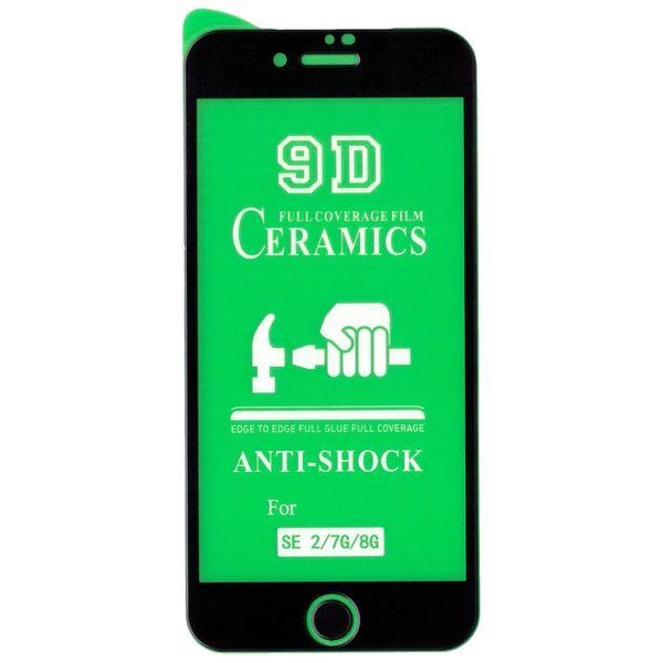 محافظ صفحه نمایش سرامیکی مدل Air مناسب برای گوشی موبایل اپل  Iphone SE 2020 / Iphone 7 / Iphone 8