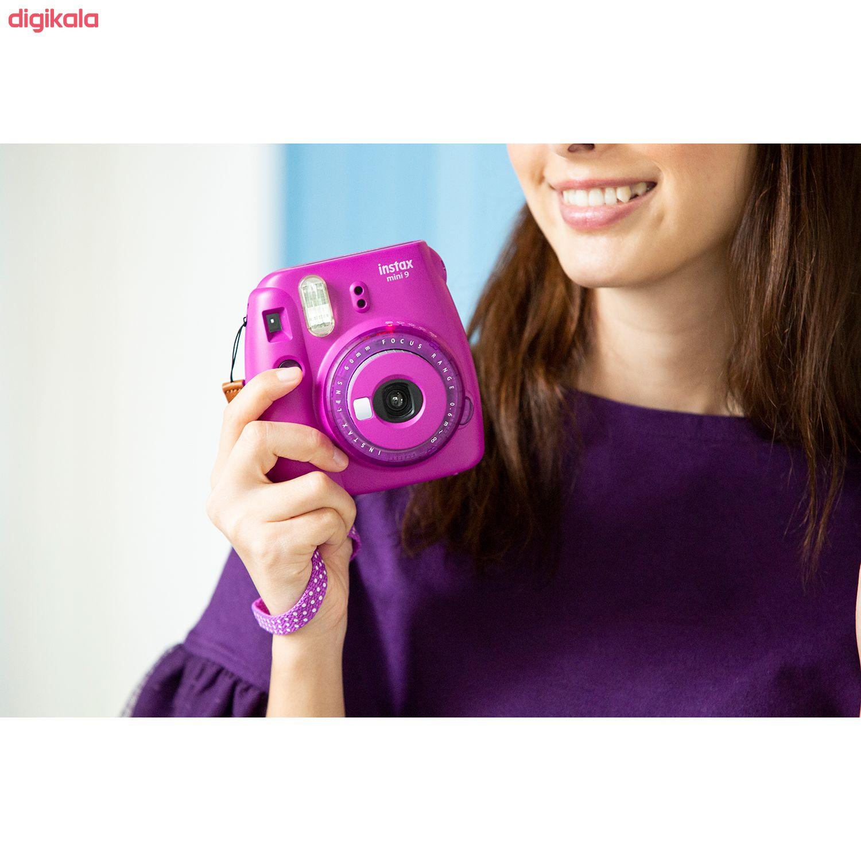 دوربین عکاسی چاپ سریع فوجی فیلم مدل Instax Mini 9 Clear main 1 36