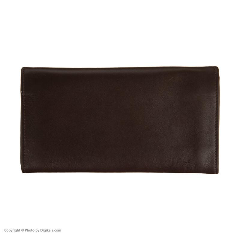کیف پول چرمیران مدل 6059701