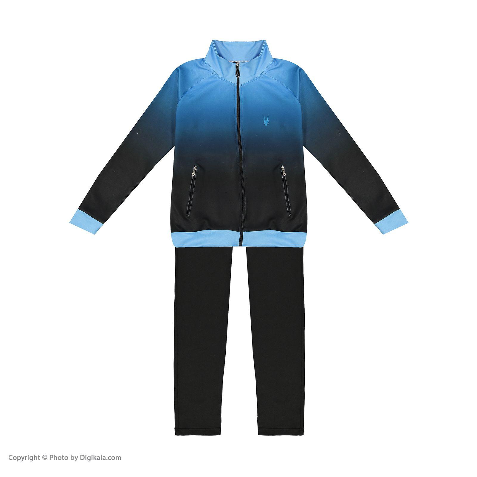 ست سویشرت و شلوار ورزشی زنانه مل اند موژ مدل SUPA01-004 -  - 3