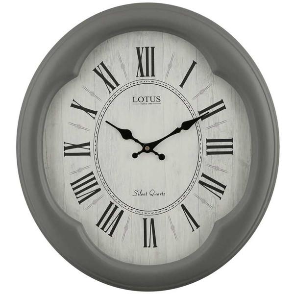 ساعت دیواری لوتوس مدل L014
