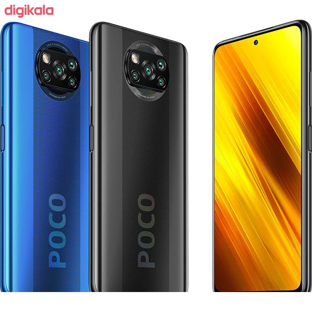 گوشی موبایل شیائومی مدل POCO X3 M2007J20CG دو سیم کارت ظرفیت 128 گیگابایت main 1 2