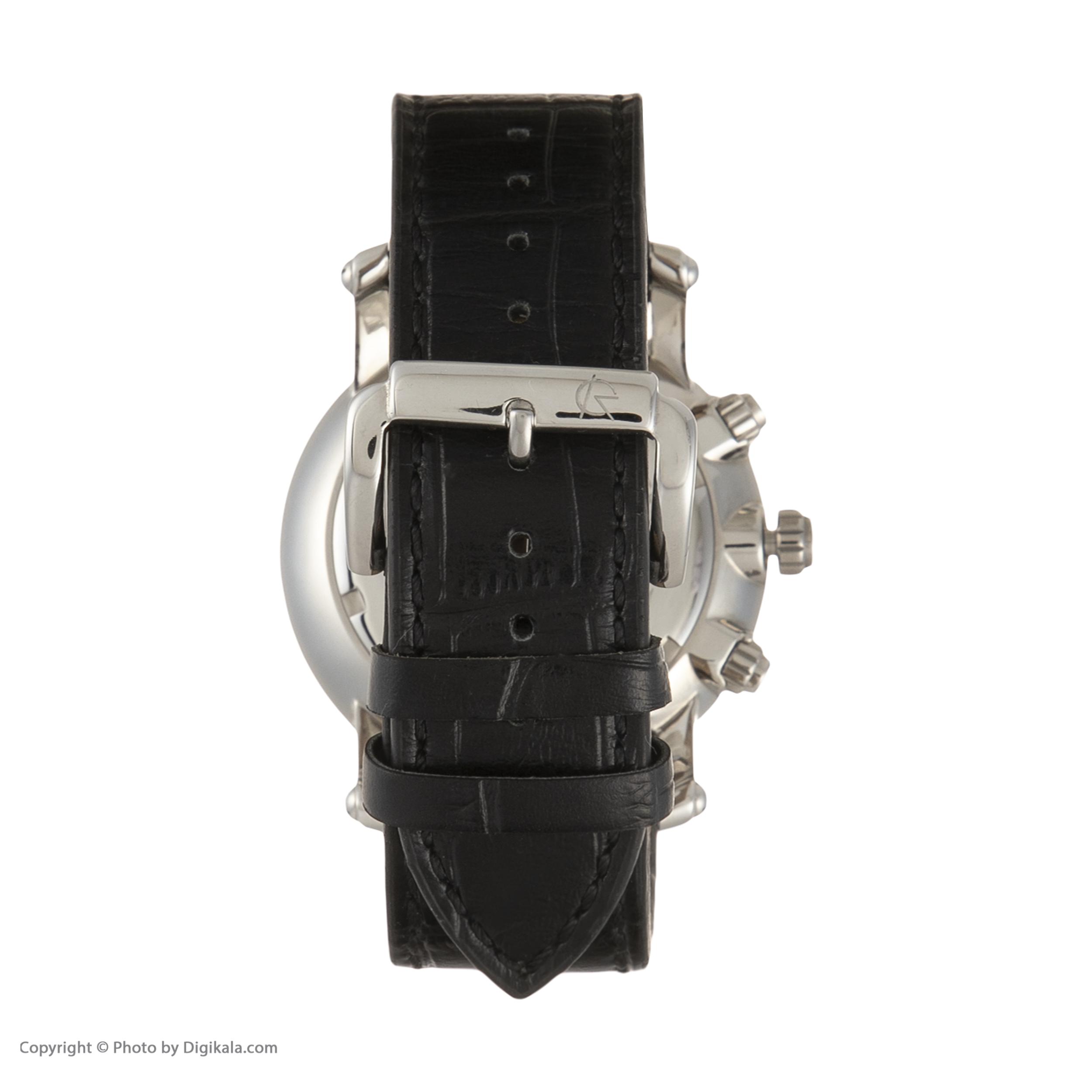 ساعت مچی عقربهای مردانه روینا مدل 51179 G1SB