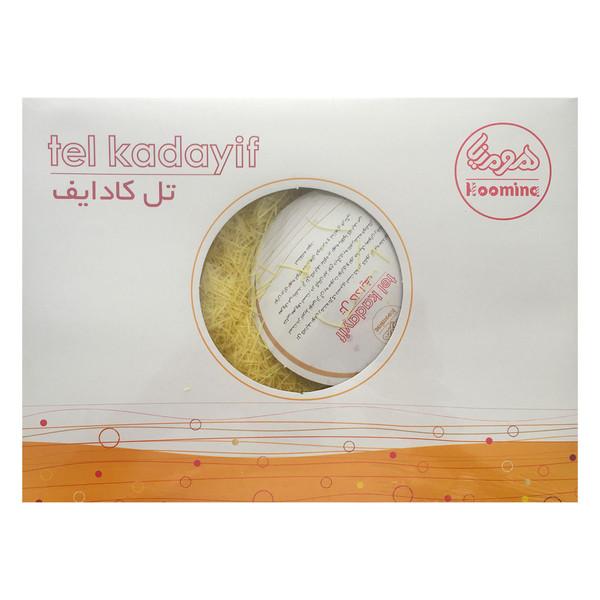تل کادایف زعفرانی هومینا - 260 گرم