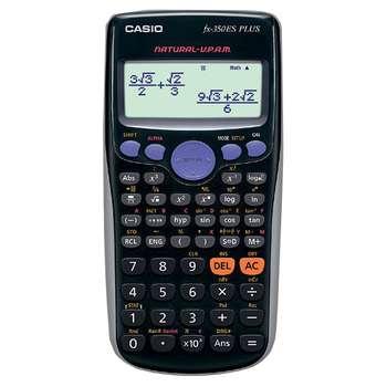 ماشین حساب کاسیو مدل FX-350ESPLUS