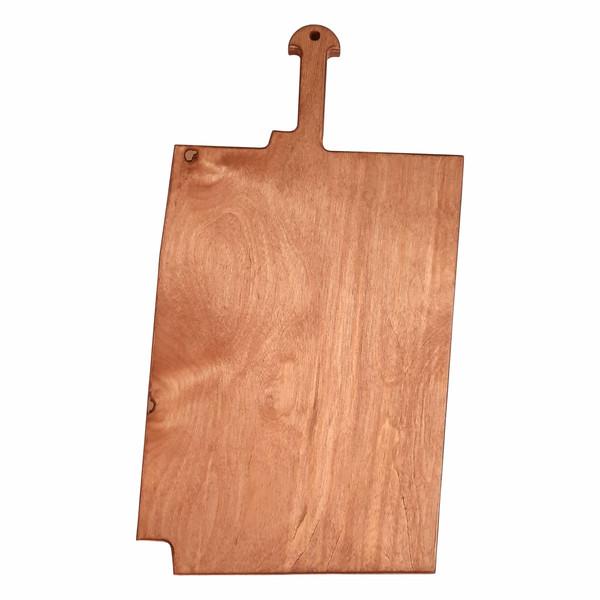 تخته سرو چوبی مدل ُS3
