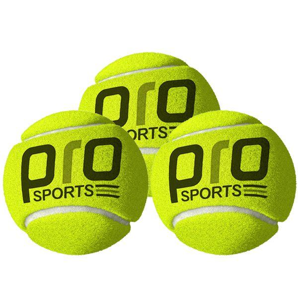 توپ تنیس پرو اسپورتز مدل SM3178 بسته 3 عددی