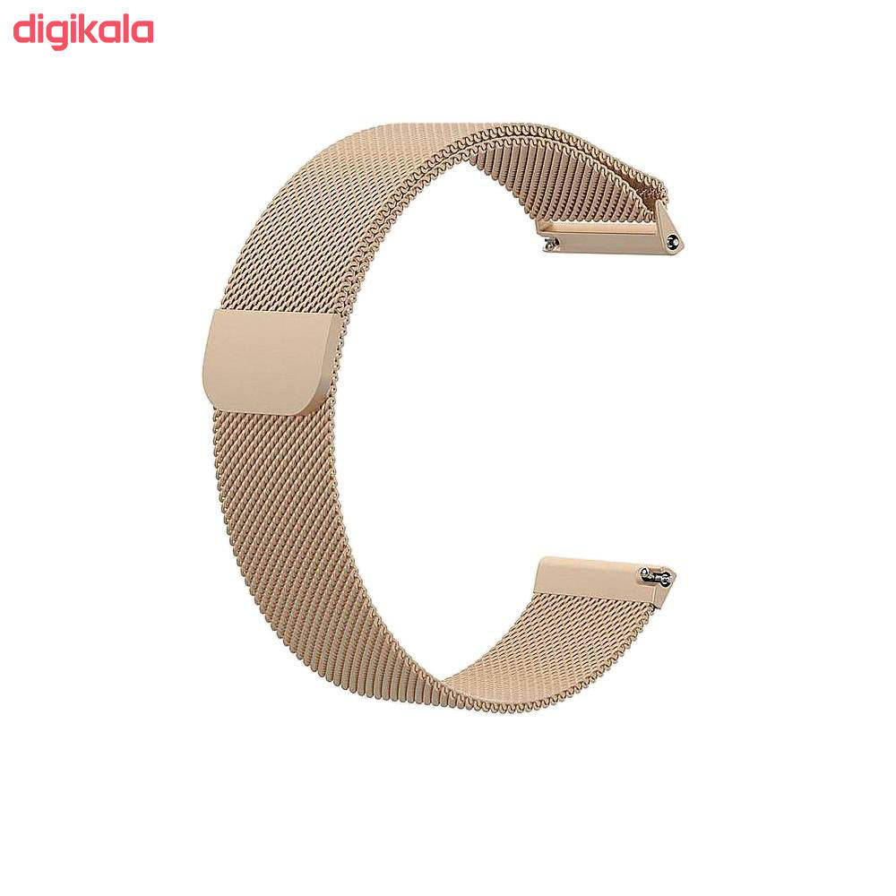 بند مدل Milanese مناسب برای ساعت هوشمند سامسونگ Galaxy Watch Active / Active 2 40mm / Active 2 44mm main 1 7