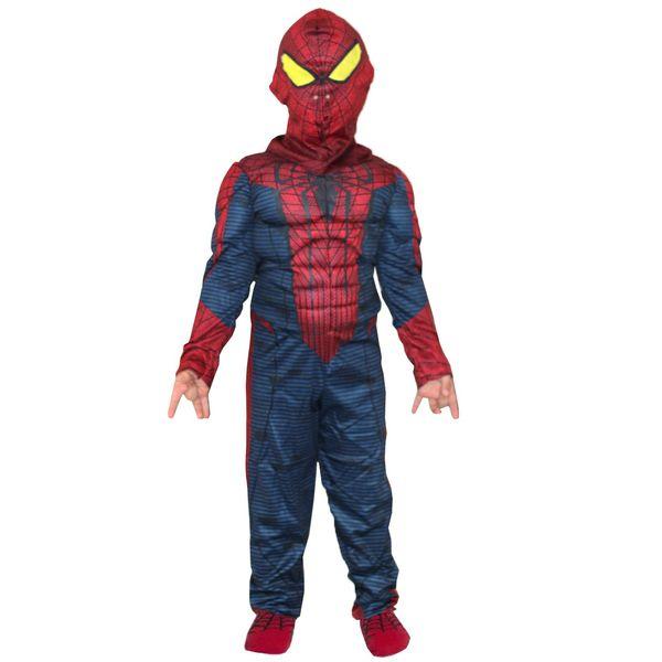 تن پوش آکو مدل Muscly Spiderman سایز L