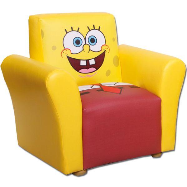 مبل کودک پینک مدل Spongebob