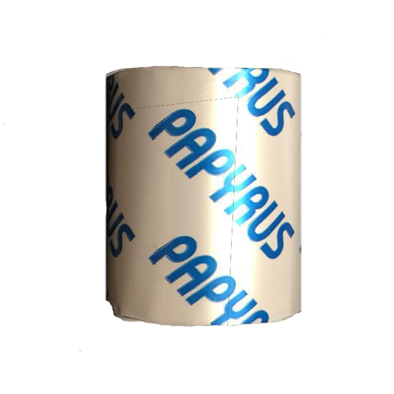 کاغذ مخصوص پرینتر حرارتی پاپیروس مدل 80mm بسته 10 عددی