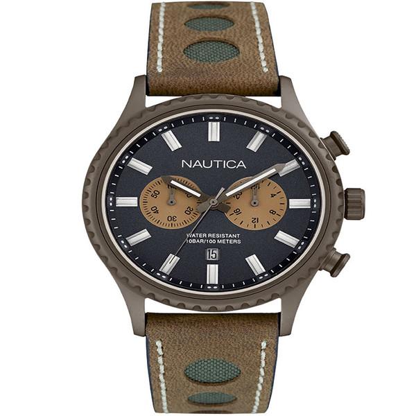 ساعت مچی عقربهای مردانه ناتیکا مدل NAI19538G