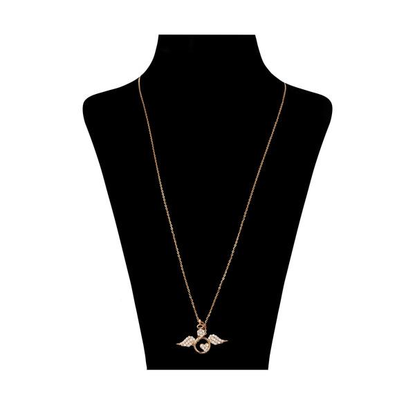 گردنبند طلا 18 عیار زنانه مایا ماهک مدل MM1296