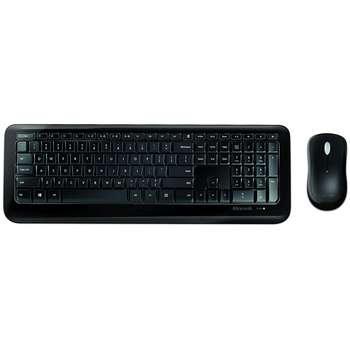 کیبورد و ماوس بیسیم مایکروسافت مدل Desktop 850