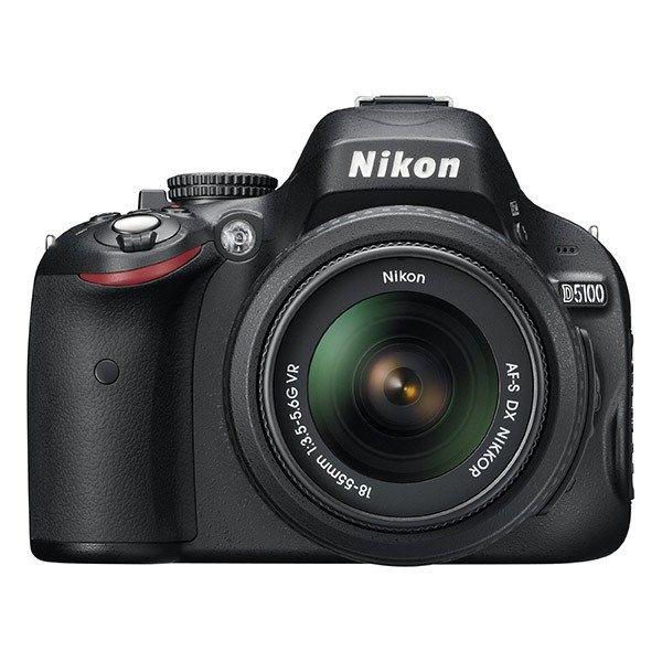 دوربین دیجیتال نیکون دی 5100 با لنز کیت 55-18