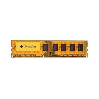 رم دسکتاپ DDR3 تک کاناله 1600 مگاهرتز زپلین مدلز ظرفیت 2 گیگابایت