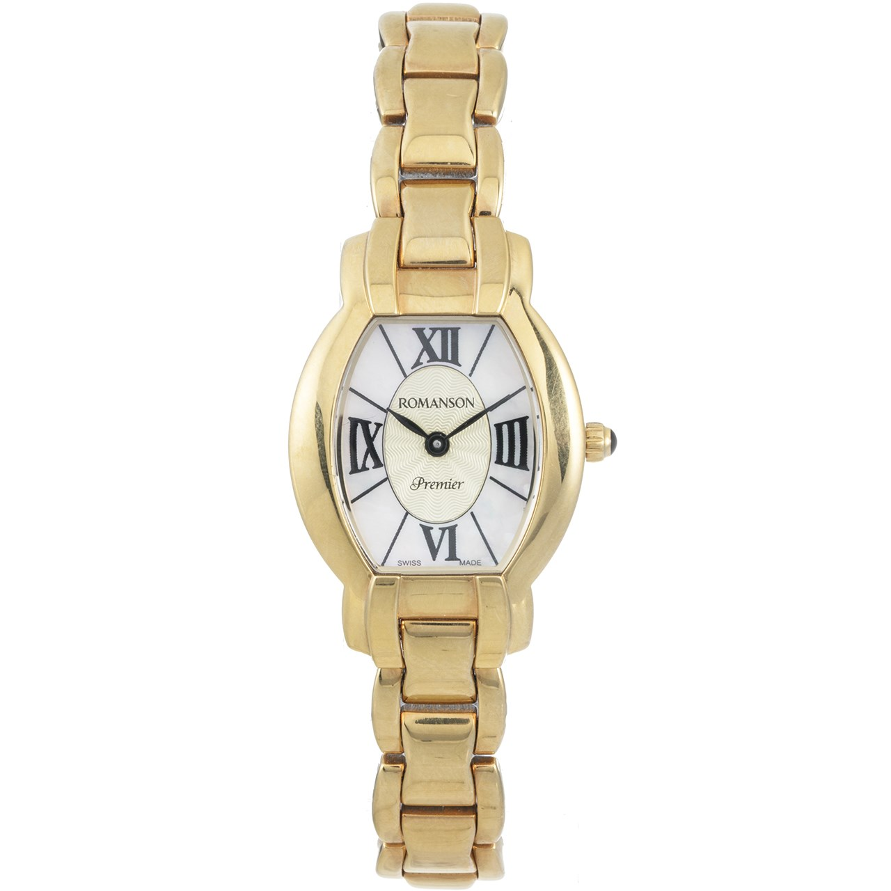 ساعت مچی عقربه ای زنانه رومانسون مدل PM6149LL1GM11B 21