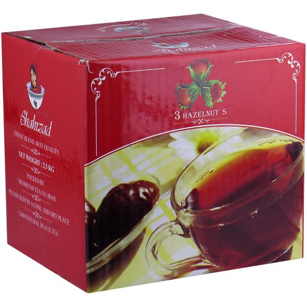چای سیاه باروتی شهرزاد -2500 گرم