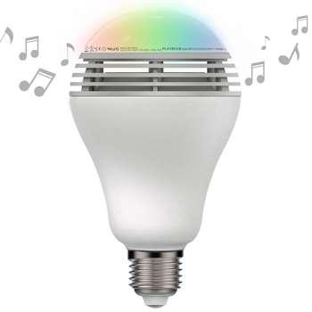 لامپ هوشمند و اسپیکر بلوتوث مایپو مدل Playbulb Color