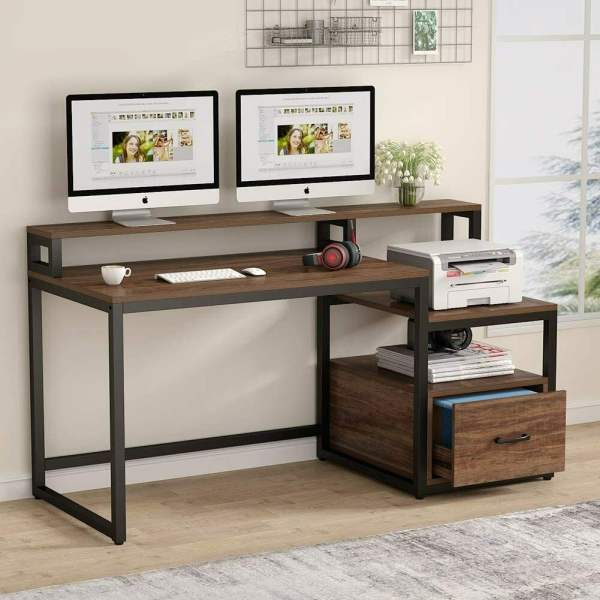 میز کامپیوتر مدل iuyt145000