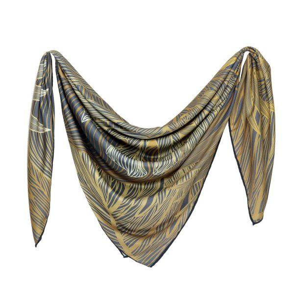 روسری زنانه نوولاشال مدل 044518