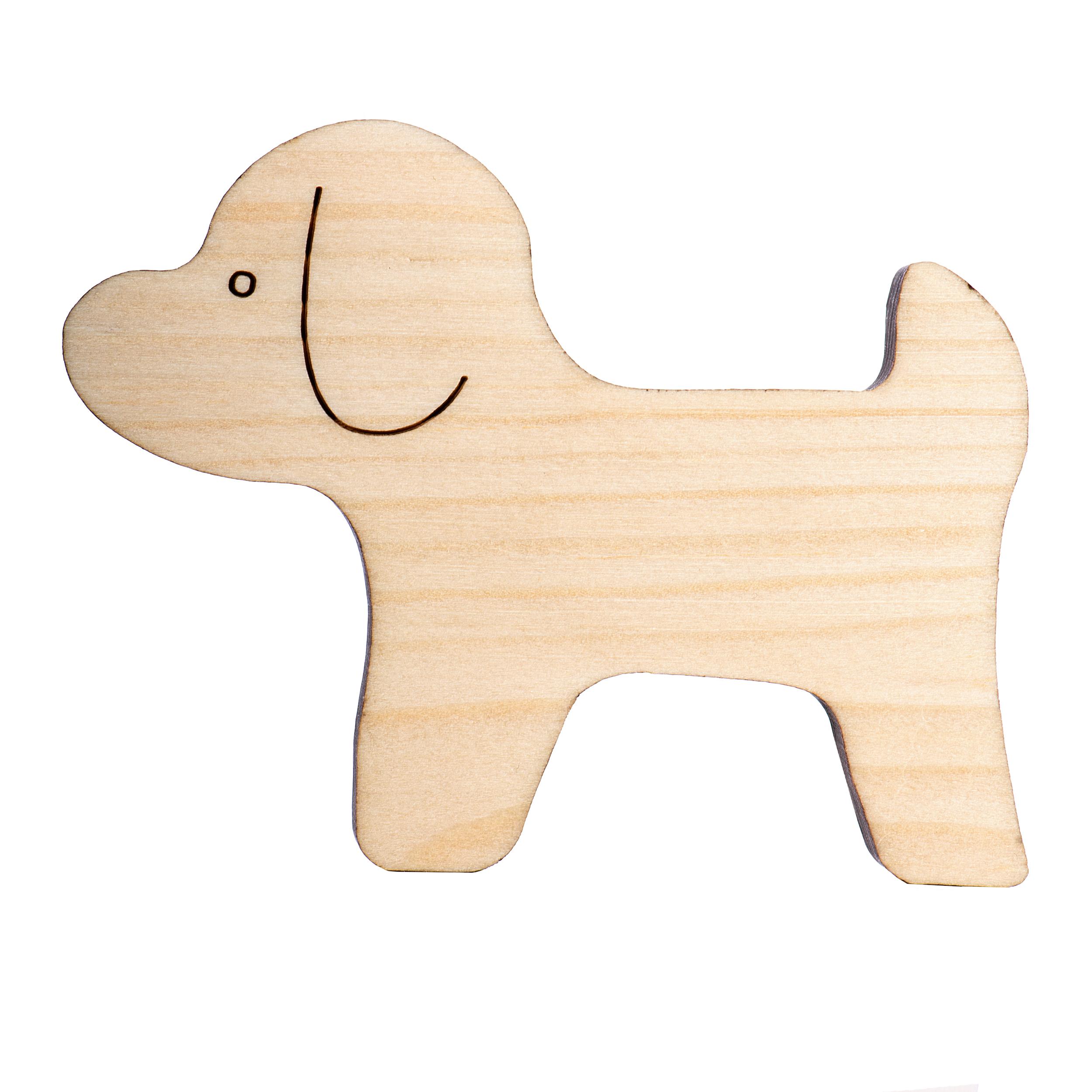 مجسمه مدل سگ کد s06
