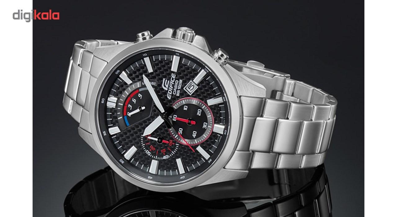 ساعت مچی عقربه ای مردانه کاسیو مدل EFV-530D-1AVUDF              خرید (⭐️⭐️⭐️)