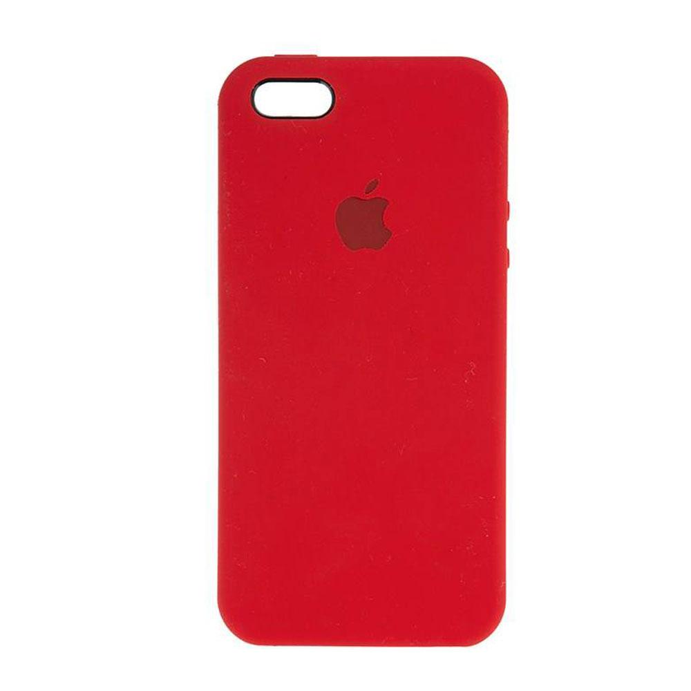 کاور ژله ای مناسب برای گوشی موبایل اپل Iphone 5s                     غیر اصل