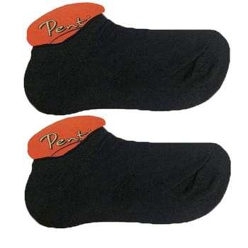 جوراب زنانه کد 725 بسته 2 عددی