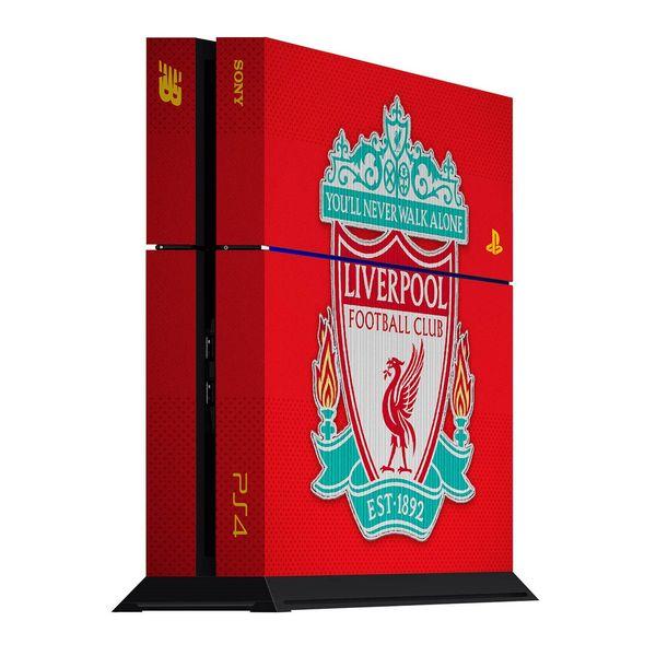 برچسب عمودی پلی استیشن 4 ونسونی طرح Liverpool FC 2016