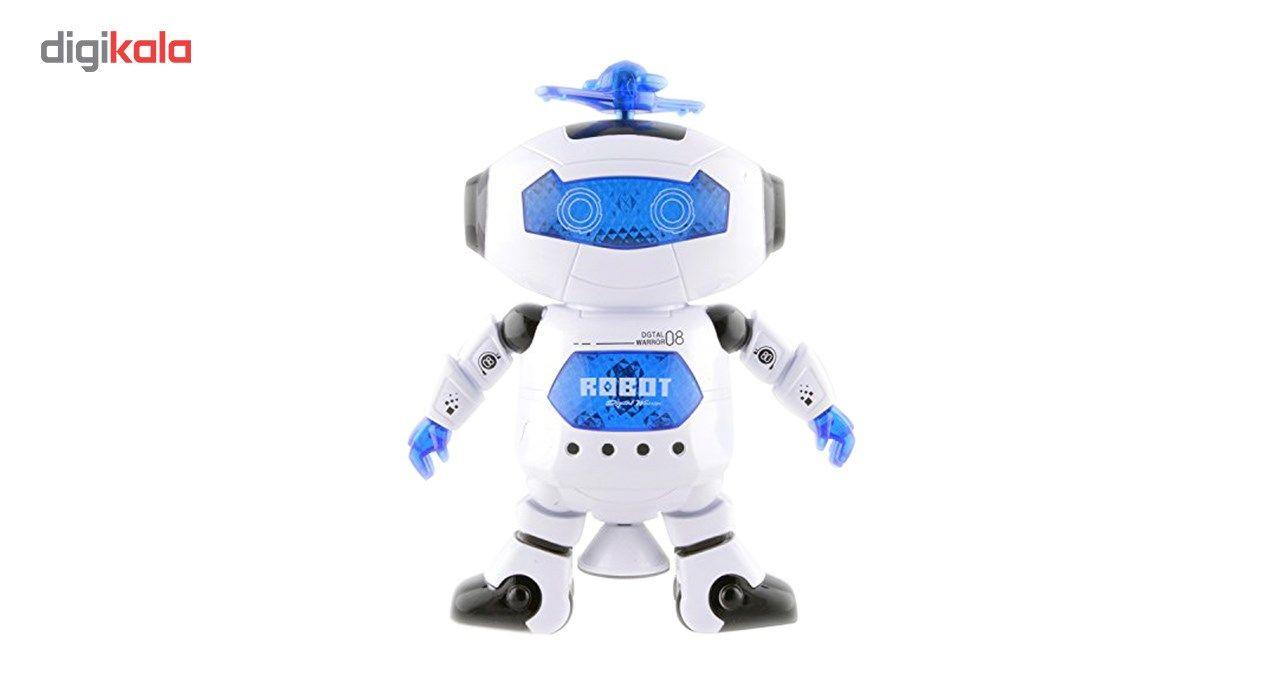 اسباب بازی ربات ورزشکار لژو تویز مدل 994442 main 1 1