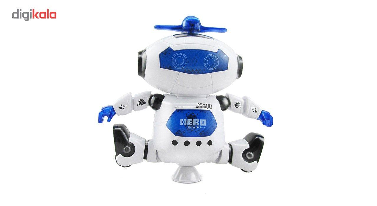 اسباب بازی ربات ورزشکار لژو تویز مدل 994442 main 1 2