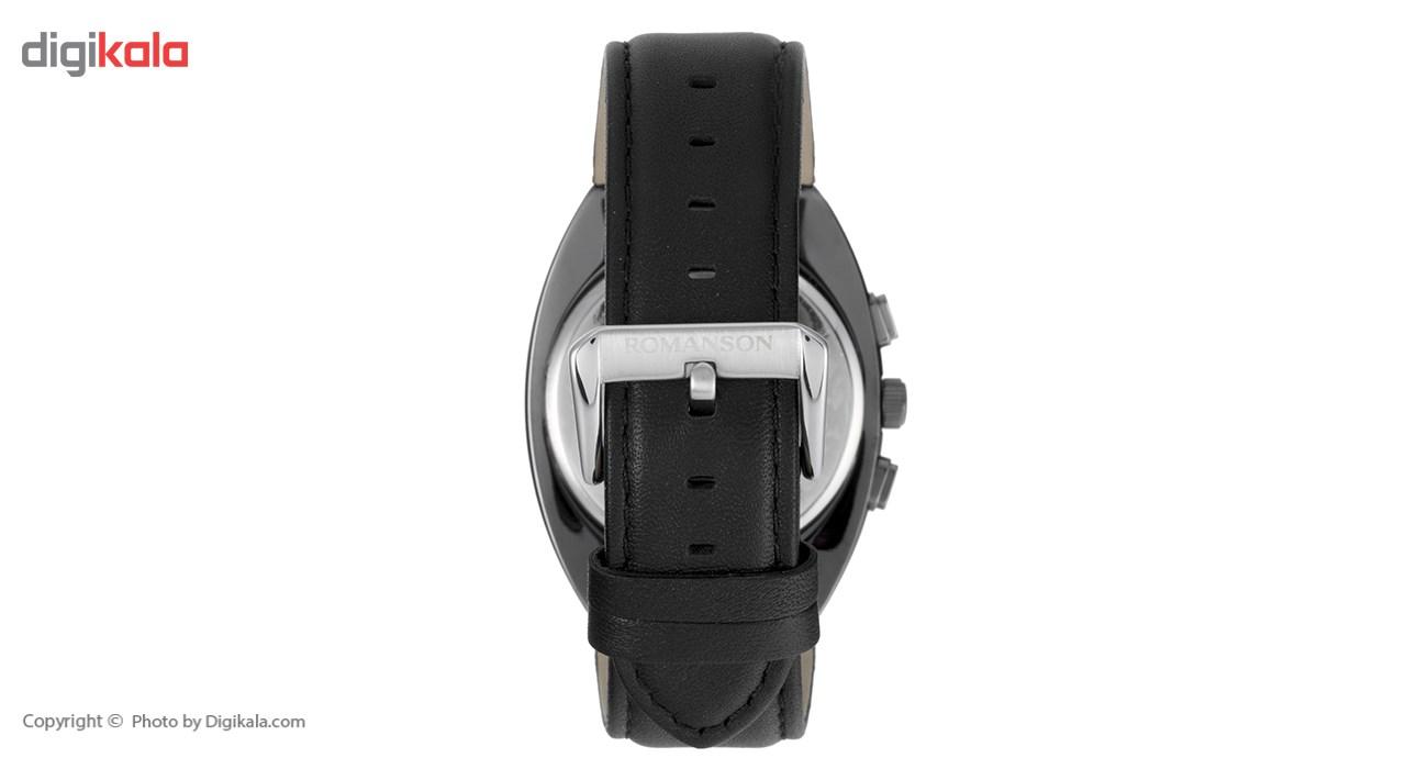 ساعت مچی عقربه ای مردانه رومانسون مدل TL1260HM1BA32W
