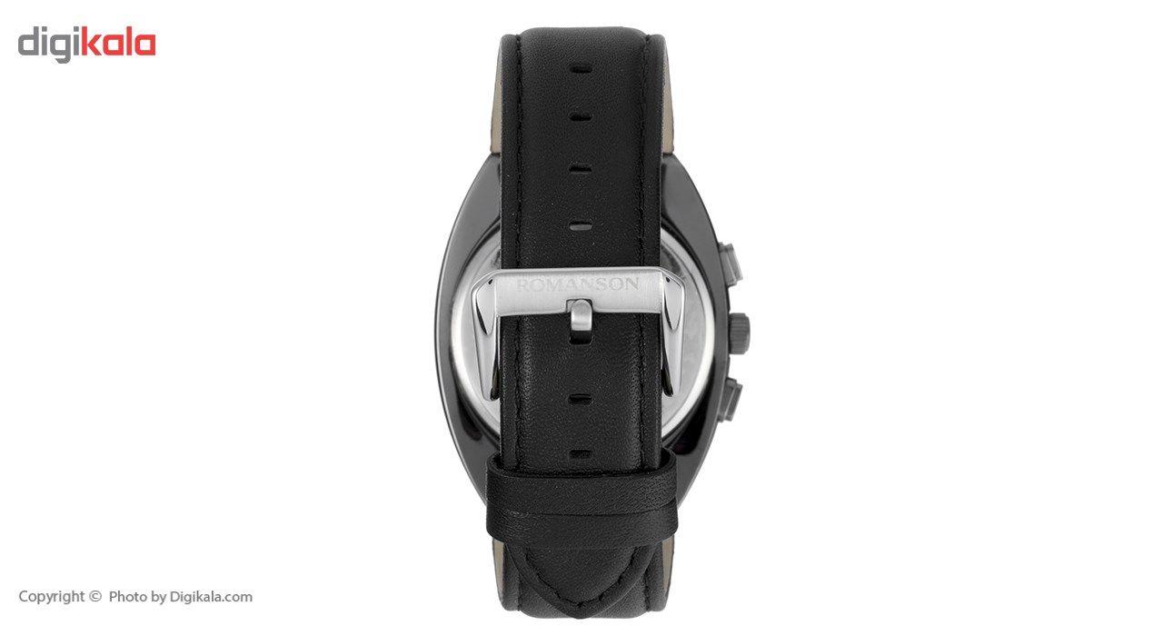 ساعت مچی عقربه ای مردانه رومانسون مدل TL1260HM1BA32W -  - 3