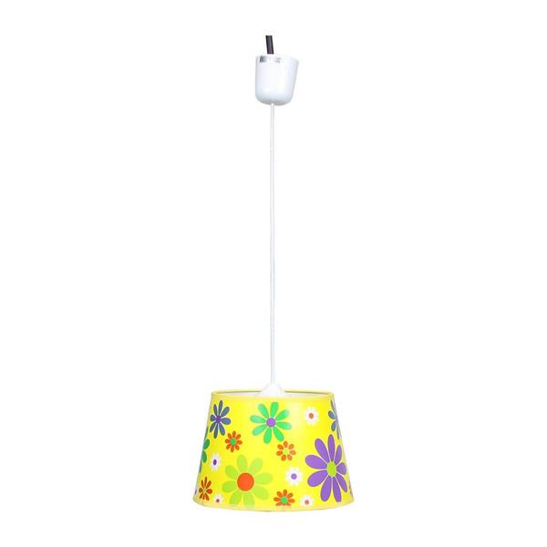 لوستر کودک پارکادو مدل گل های رنگی
